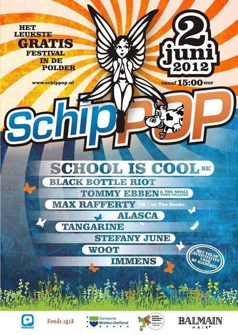 Schippop Schippop-2012  Schippop | Het leukste festival in de polder