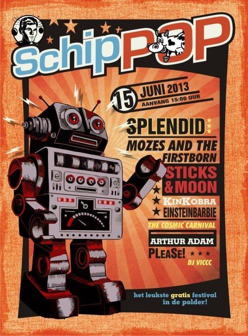 Schippop Schippop-2013  Schippop | Het leukste festival in de polder
